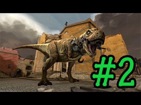 T - REX IS ALIVE! - Dino D - Day - Part 2