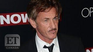 Sean Penn Battles With Netflix Over 'El Chapo'