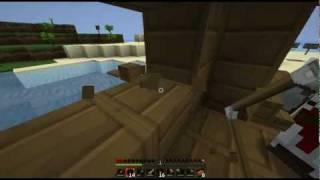 "Minecraft: Island Survival Ep 3: ""Rest in Pieces"""