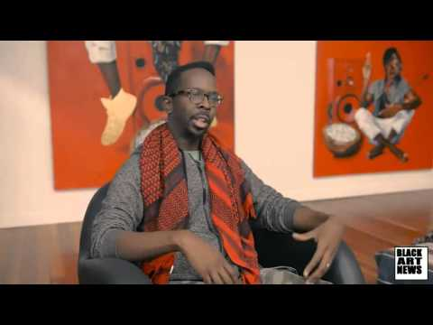 Fahamu Pecou Talks Choosing Art to Exhibit | via CMA