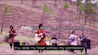 Nga Gi Ya Mashey - Original Karaoke - Misty Terrace - Bhutanese Latest Song