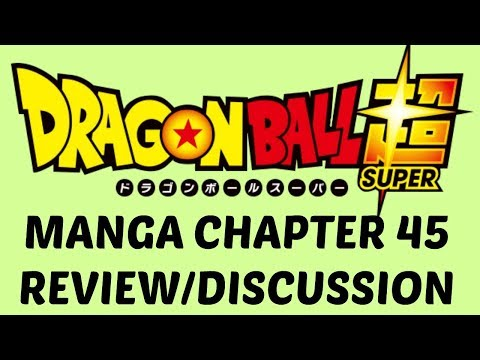 MORO BEATS VEGETA! Dragon Ball Super Manga Ch 45 Discussion