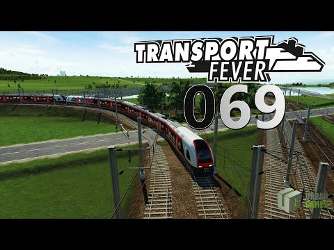 S-Bahn Liebe 🚆 ► [069] ► Let's Play Transport Fever German