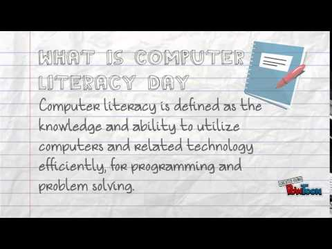 Computer Literacy Day