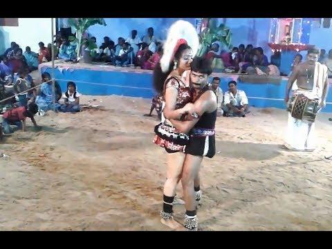 Aadi Maasam Kaathadikka Beautiful Girl  Karakattam  Video   Tamil Nadu June 2017 HD 720p