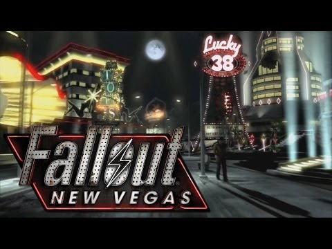Let's Play Fallout New Vegas - Part 1 Bad Luck