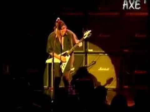 MICHAEL SCHENKER [ LIGHTS OUT ] [IV] LIVE,1997