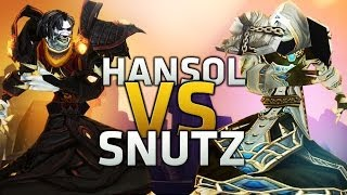 Fire vs Affliction (Hansol vs Snutz) Mage Duels MoP