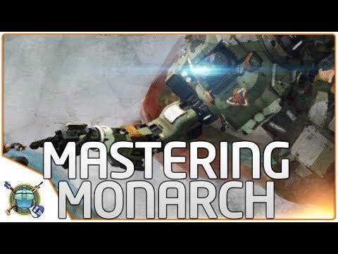 Titanfall 2 Titan Guide:  Mastering Monarch (New Titan!)