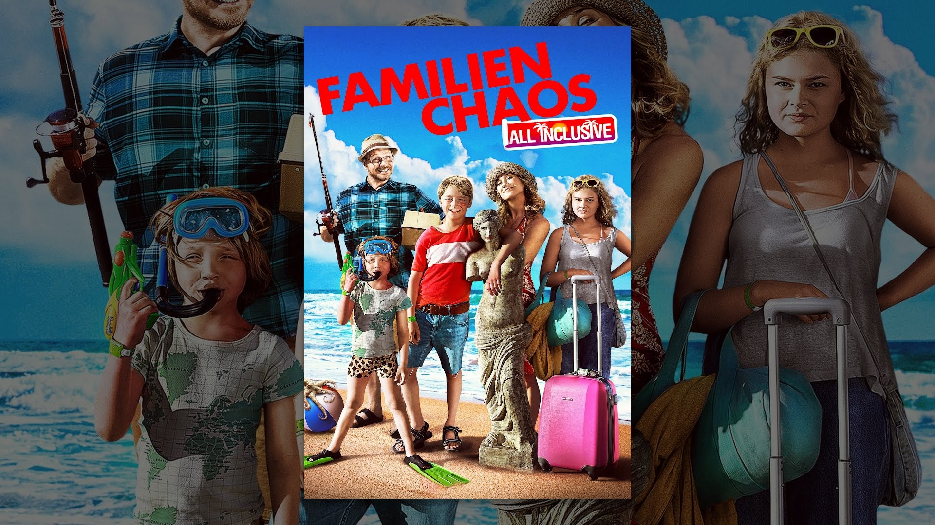familienchaos all inclusive