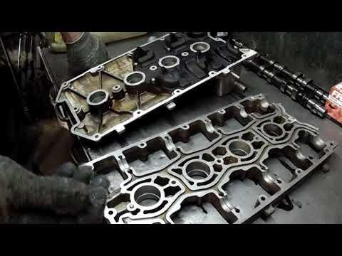 Как поменять гидрокомпенсаторы на приоре 16 клапанов видео