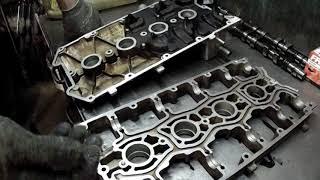 Замена гидрокомпенсаторов ВАЗ 21124 (\