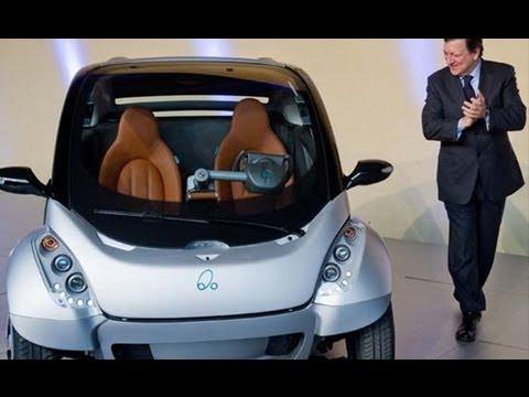 Hiriko: el coche eléctrico vasco que seduce en Bruselas
