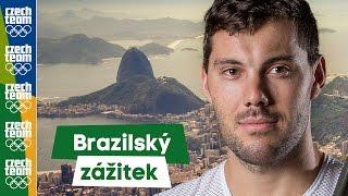 Josef Dostál: Už v autobuse mě kousl komár | Brazilský zážitek | Rio 2016