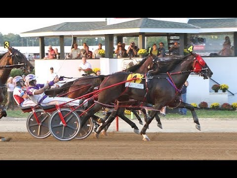 2018 Little Brown Jug --  Courtly Choice