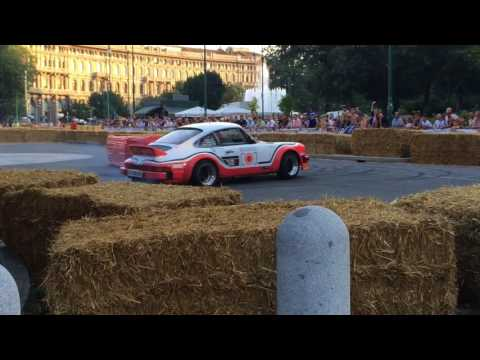 Milano rally show 2017 day 1 (HD)