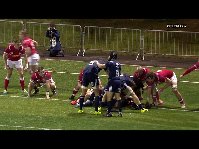 USA vs Canada Highlights | ARC 2019