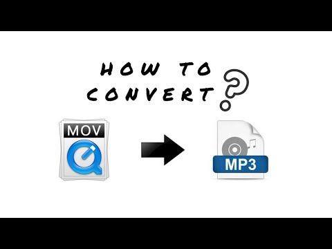How to Convert MOV to MP3 with Video Converter for Mac
