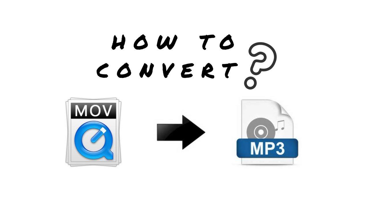 convert mov to mp3 mac