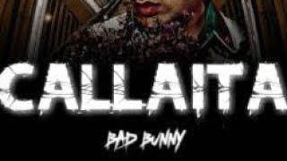 Callaita - Bad Bunny clip