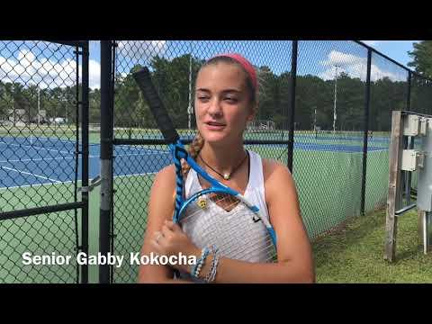 JDN Sports: Gabby Kokocha is No. 1 in tennis & academics for Jacksonville High Cardinals