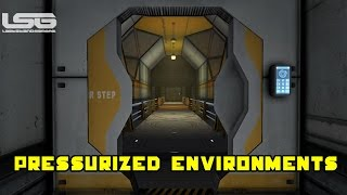 Space Engineers - Pressurized Environments, Hunger & Thirst Thoughts thumbnail