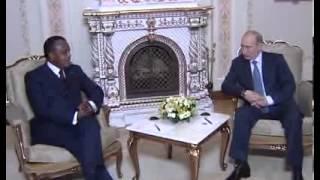 Séjour du Président de la république  en Russie, puis  en Turquie.