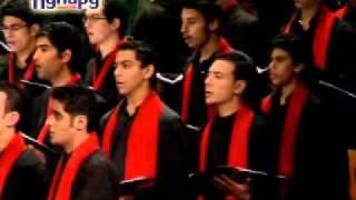 "Fy Mezwad El Baar - في مذود البقر ""Heaven Harp Choir - قيثارة السماء"""