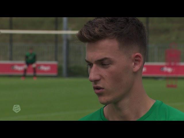 Ajdin Hrustic: 'Ik hoop de ploeg terug te betalen'