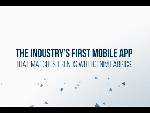 The Industry's First Mobile Application By Calik Denim