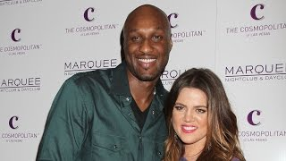 Lamar Odom Condition Improves - Khloe Kardashian Staying By His Side