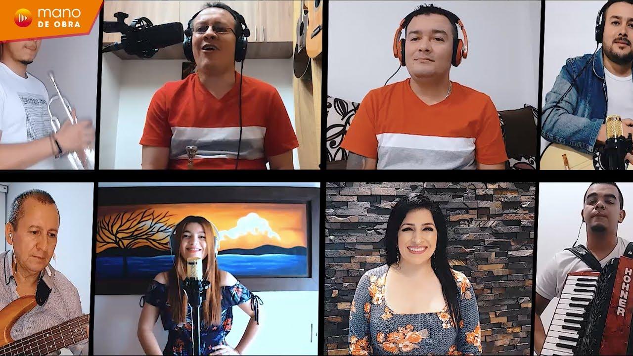 El dueto del pueblo Ft. Las Alondras - Mosaico Jilguerillas  I  Video Oficial