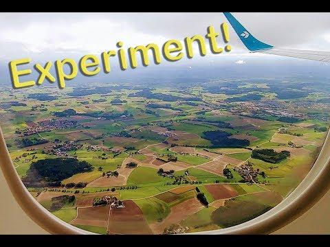 Is the Earth Flat? EXPERIMENT! thumbnail