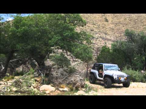 Guadalupe Lincoln National Forest Off-Road