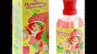 Children's Line of Fragrances web