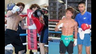 井上尚弥 Naoya Inoue Boxing Training 2018