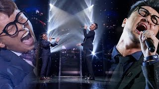 Kim Tae Woo & Little Giant' singing make audience cry 'To Mother' 《Fantastic Duo》판타스틱 듀오 EP14