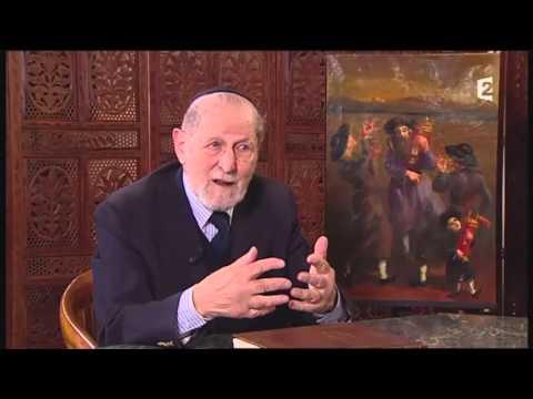 Benjamin Gross cite Monsieur Chouchani sur France 2