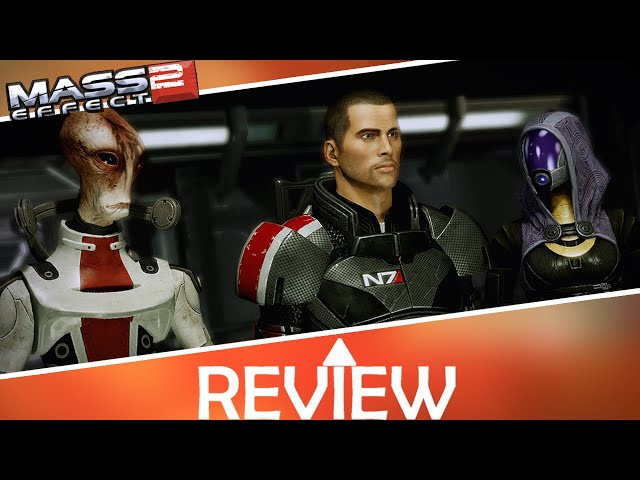 Mass Effect 2 Review   Legendary Edition Review