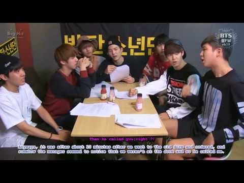 [ENG SUB] Bangtan 100 Days Special Radio