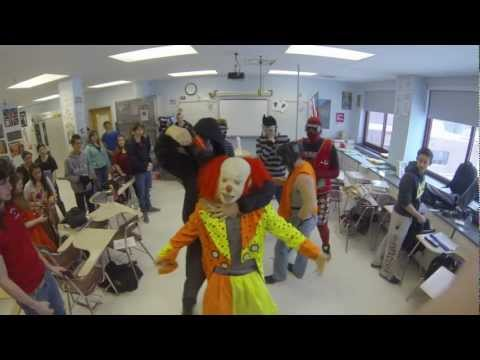Covert's Operation Harlem Shake (Paul V Moore High School)