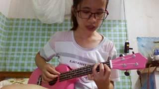 Đắng cay em vẫn chờ (Lương Bích Hữu) - ukulele cover