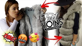 YOINS zakupy online zdjęcia vs rzeczywistość