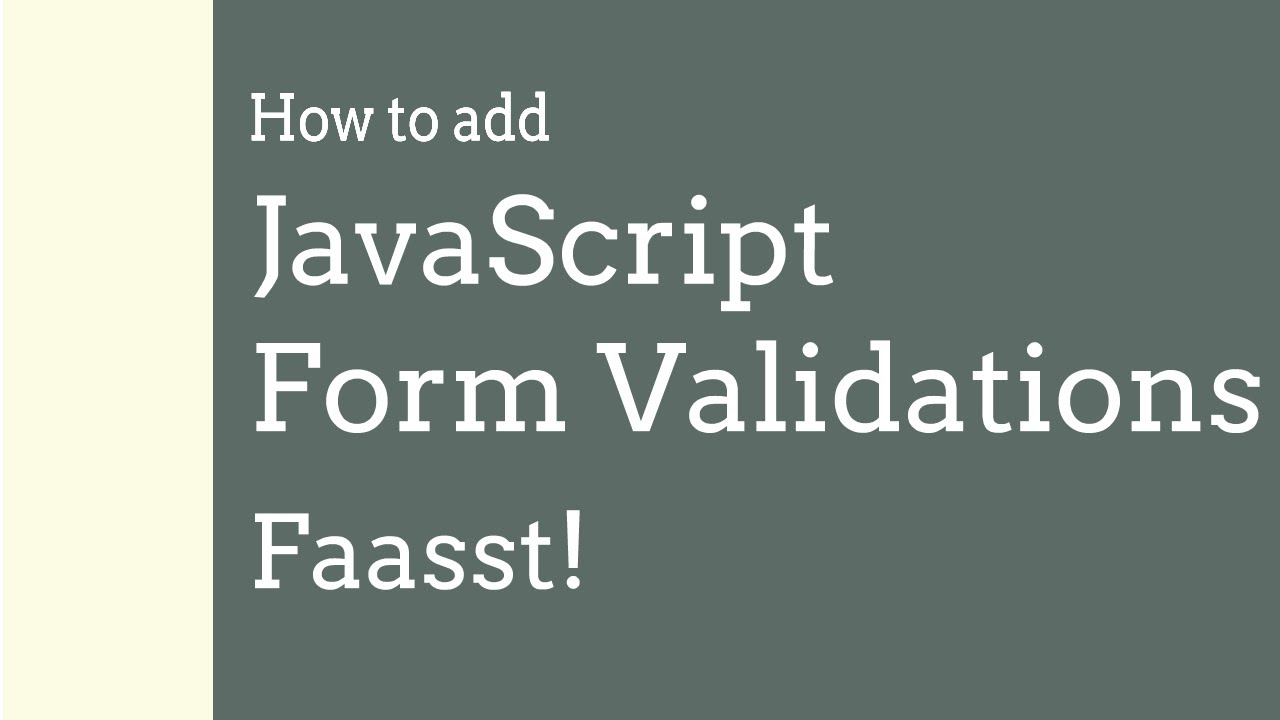 JavaScript Form Validation  Quick And Easy - Us zip code format validation javascript