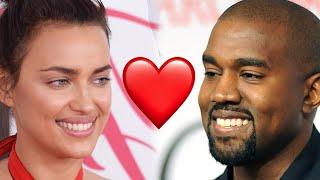 Kanye West & Irina Shayk Dating Rumors Go Viral Amid Kim Kardashian Divorce