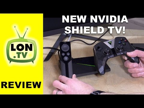 New NVIDIA SHIELD TV 2017 Review & Comparison With The Old Nvidia Shield TV