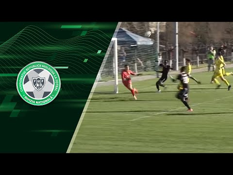 CSCA Buiucani Sheriff Tiraspol Goals And Highlights