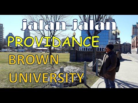 Campus Vlog: Keliling Brown University di Providence, Rhode Island