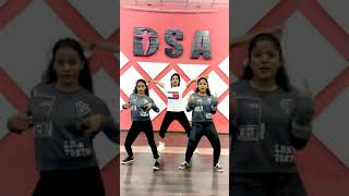 En Aasai Maithiliyeh| MANMADHAN | Simbu | Jothika | DSA DANCE COMPANY | Shorts