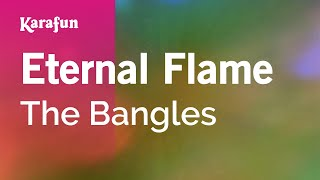 Karaoke Eternal Flame - The Bangles *
